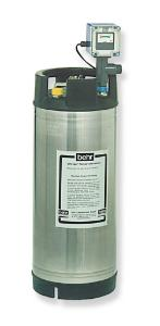 Deionizers with stainless steel canisters, behropur®